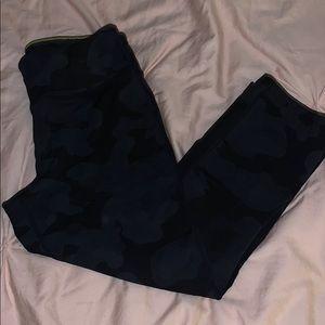 Calvin Klein Camo Yoga Pants